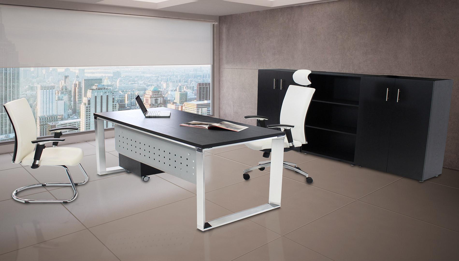 Cromadora delgado for Muebles de oficina monterrey